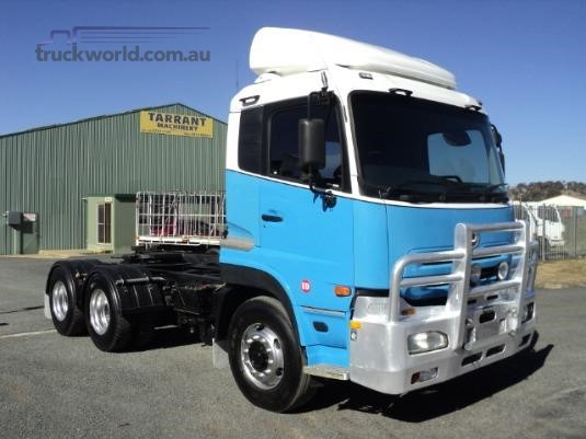 2008 UD GW400 Trucks for Sale