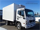 Hyundai Mighty EX4 SWB Factory Chiller Freezer