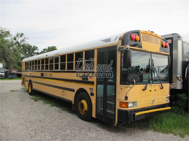 2008 IC BUS RE For Sale In Deland, Florida