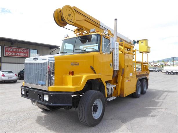 HOLAN Bucket Trucks / Service Trucks For Sale - 4 Listings