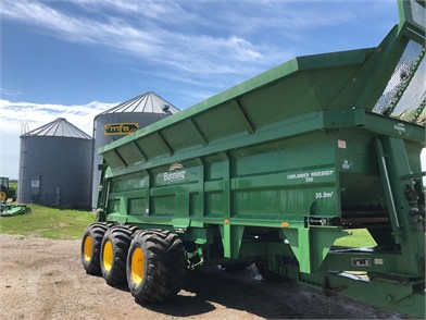 Dry Manure Spreaders Online Auction