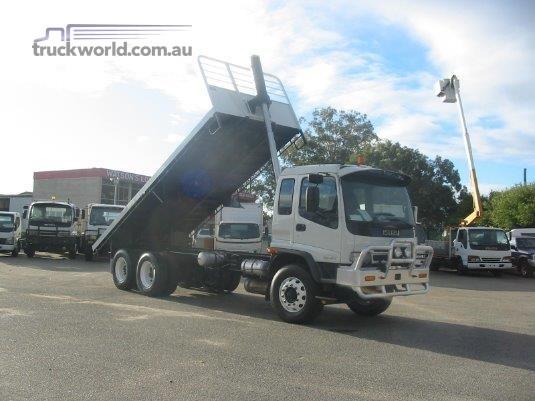2005 Isuzu FVZ Raytone Trucks - Trucks for Sale