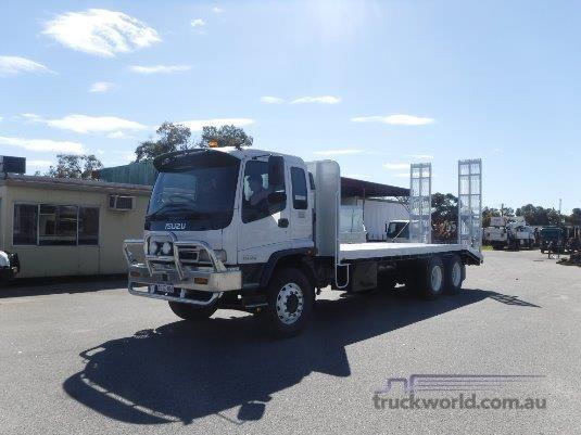 2005 Isuzu FVZ 1400 Raytone Trucks - Trucks for Sale