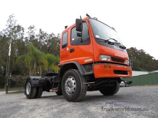 2000 Isuzu GVR 950 - Truckworld.com.au - Trucks for Sale