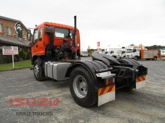 2000 Isuzu GVR 950 Used Isuzu Trucks - Trucks for Sale