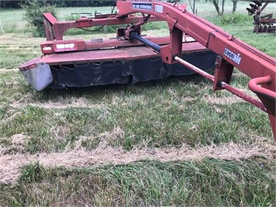 Mower Conditioners/Windrowers Online Auction Results - July