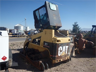 CATERPILLAR 277 Dismantled Machines - 10 Listings