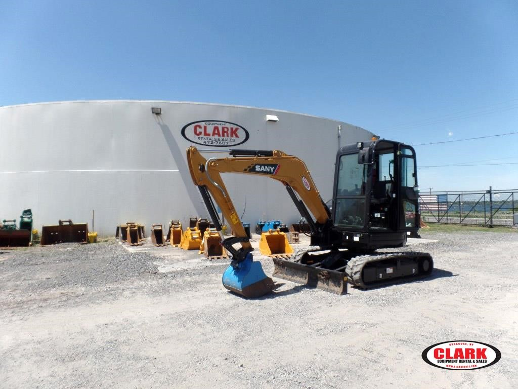 Sany SY35U Excavators for Sale | CEG