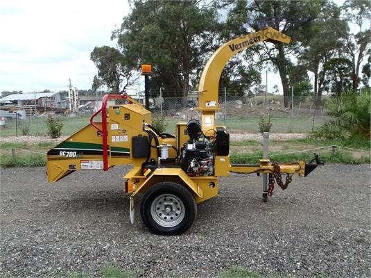 Vermeer BC700XL Truckworld