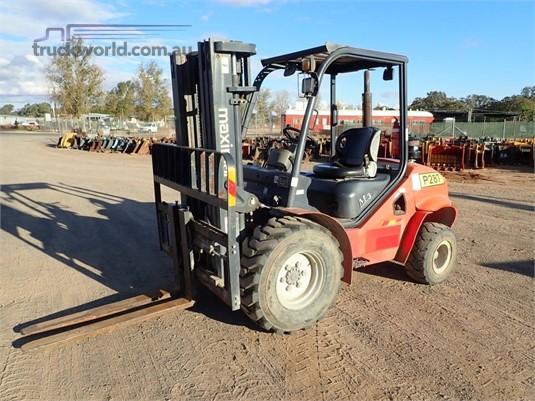 2014 Enforcer FD35T-AT Forklifts for Sale