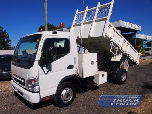 2010 Fuso Canter 2.0 Murwillumbah Truck Centre - Trucks for Sale