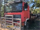 1993 Volvo F12 Wrecking Trucks