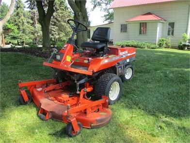 KUBOTA Zero Turn Lawn Mowers Auction Results - 175 Listings