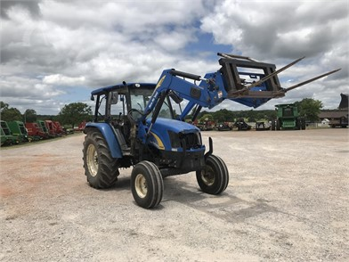 NEW HOLLAND 40 HP To 99 HP Tractors Auction Results - 257