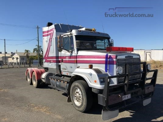 1993 Freightliner FL112 Prime Mover, 6x4 Truckworld