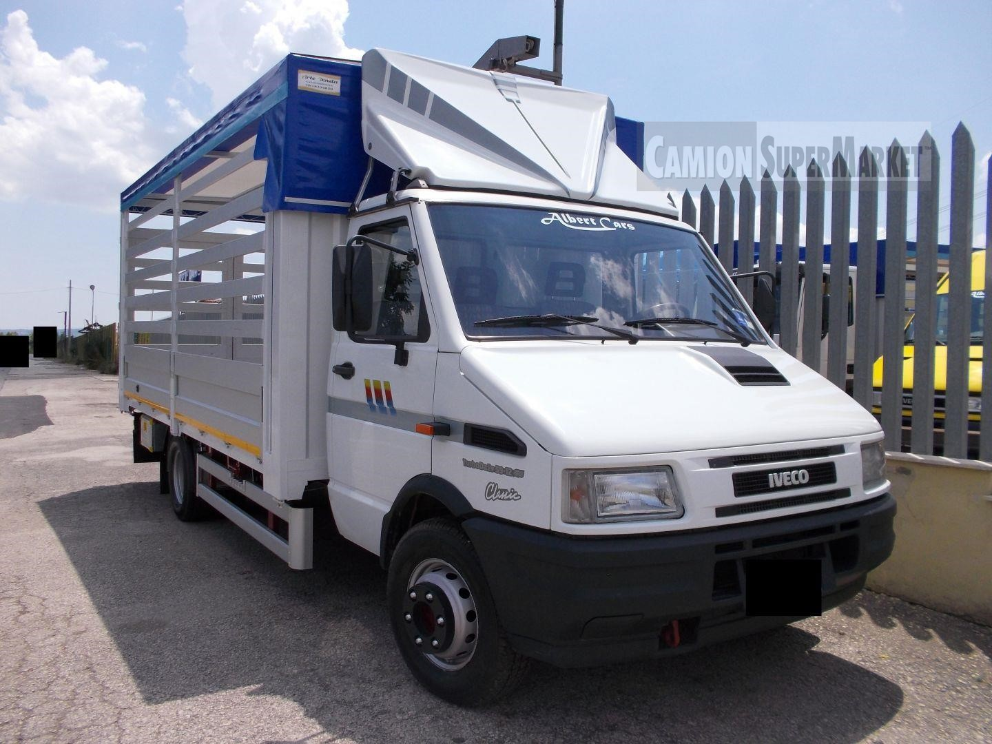 Iveco TURBODAILY 59-12