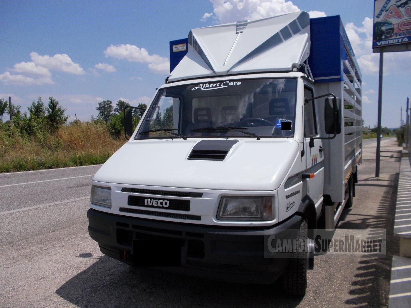 Iveco TURBODAILY 59-12 used 1998
