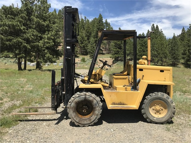 LION LIFTALL Forklifts Auction Results - 24 Listings