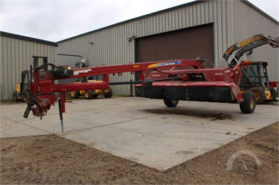 NEW HOLLAND Mower Conditioners/Windrowers Online Auction