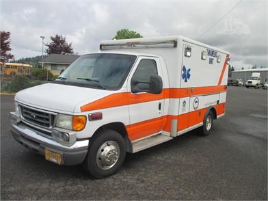 Ambulance For Sale In Oregon - 1 Listings   TruckPaper com