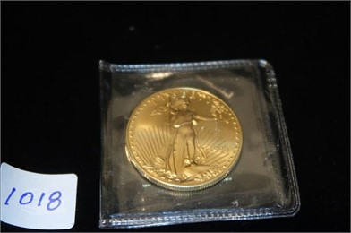 6e9061ff2 1998 $50 GOLD AMERICAN EAGLE (1 OZ .999 GOLD) Other Auction Results ...