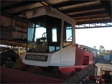 HESSTON Mower Conditioners/Windrowers For Sale - 115 Listings