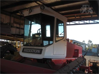 HESSTON Mower Conditioners/Windrowers For Sale - 121