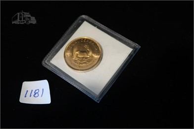 c0c293fa8 1982 SOUTH AFRICAN KRUGERRAND (1 2 OZ .999 GOLD) Other Auction ...