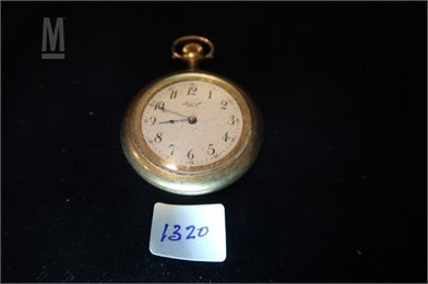 682f7d3c5 REGENT POCKET WATCH Other Auction Results - 1 Listings | MarketBook ...