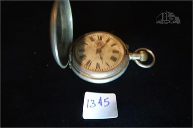 ROSKOPE POCKET WATCH (NEEDS REPAIR) Other Auction Results