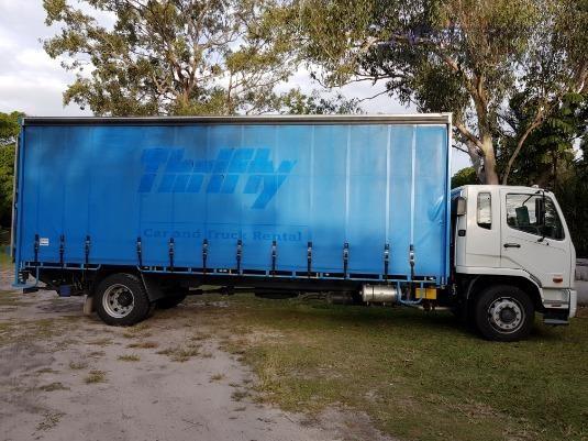 2013 Fuso Fighter FM - Truckworld.com.au - Trucks for Sale