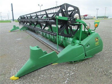 John Deere Platform Headers Auction Results - 715 Listings