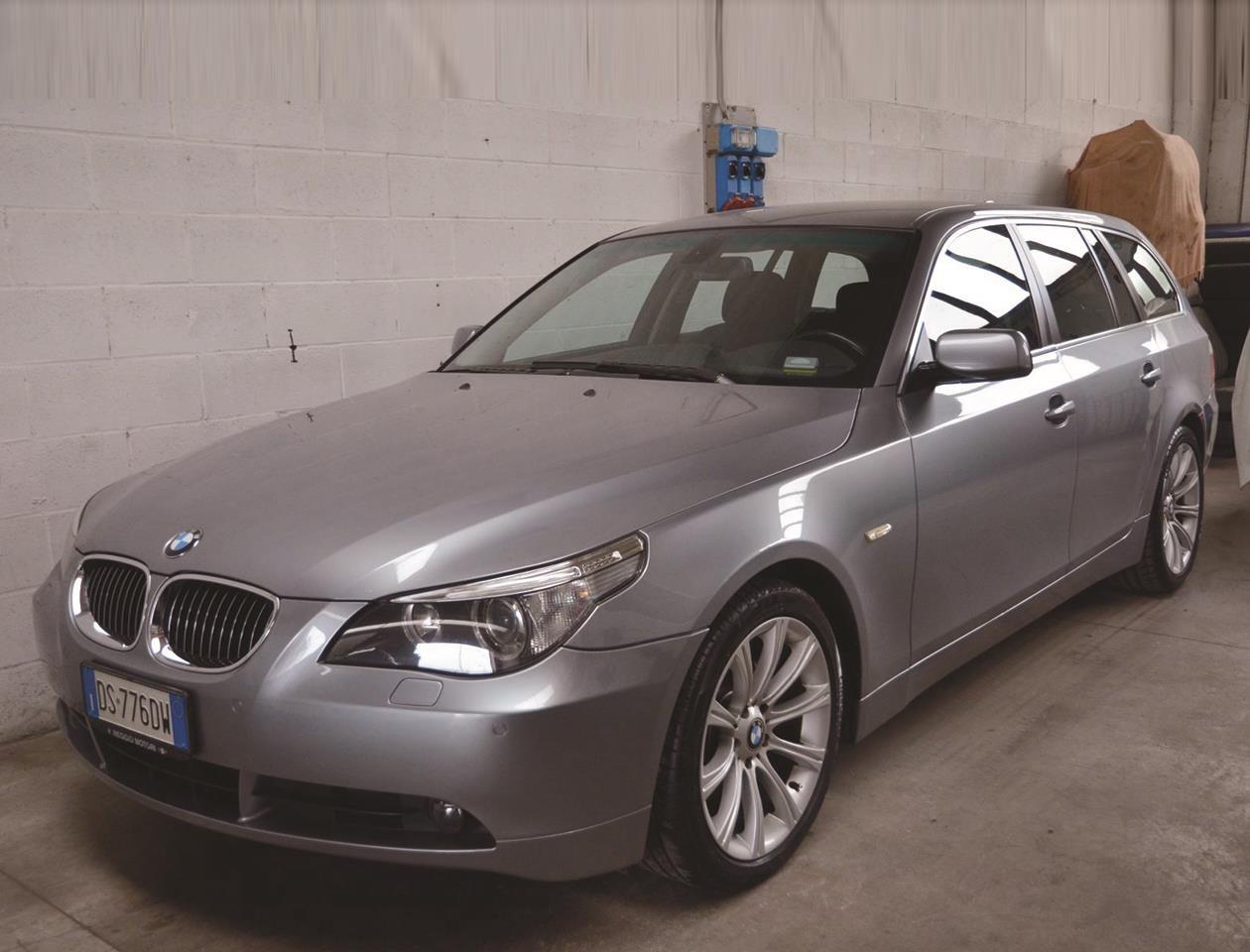 BMW 530D SW Usato