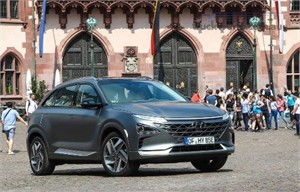Hyundai and Audi team up to improve fuel cell technology