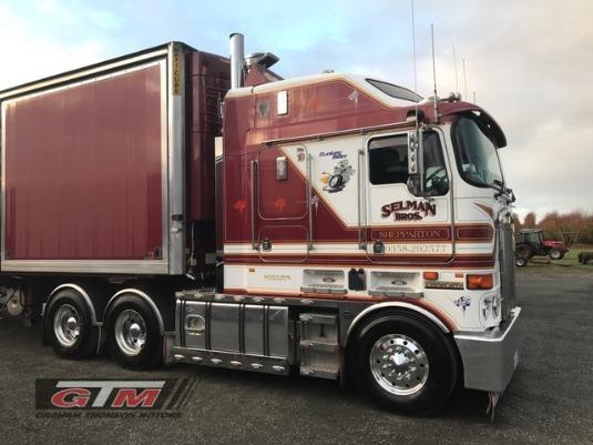2010 Kenworth K108 Graham Thomson Motors - Trucks for Sale
