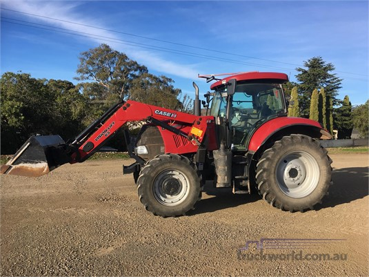2013 Case Ih Puma 125 Farm Machinery for Sale