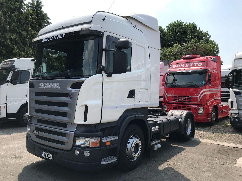 Scania R124.420 Usato