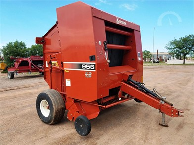 Round Balers Online Auction Results - 1622 Listings