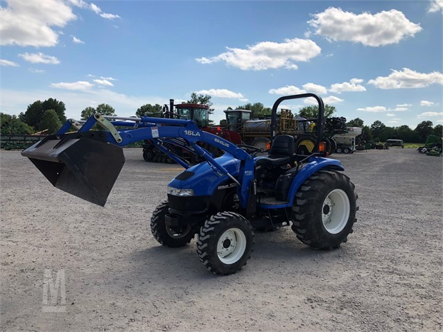 2003 NEW HOLLAND TC35D For Sale In PITTSBURG, Kansas