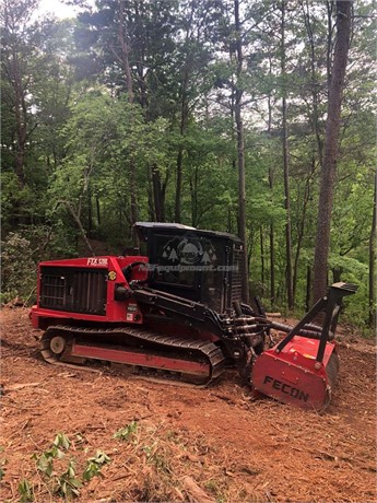 FECON FTX128L Mulchers Logging Equipment For Sale - 23 Listings