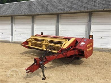 NEW HOLLAND Mower Conditioners/Windrowers Auction Results