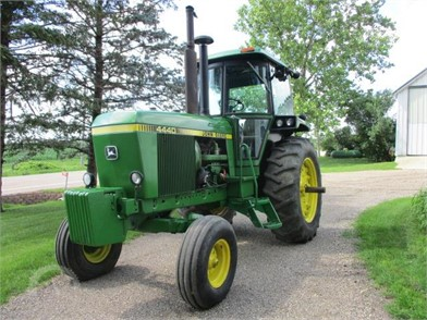 JOHN DEERE 4440 Online Auction Results - 68 Listings | AuctionTime