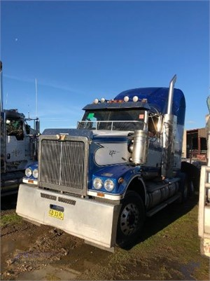 2011 Western Star 4864 - Wrecking for Sale