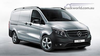 Mercedes Benz Vito 111 Cdi Van Lwb