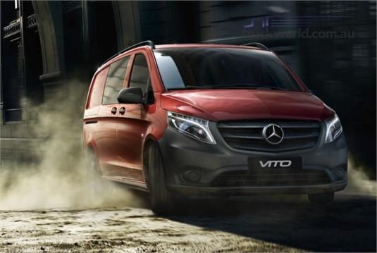 Mercedes Benz Vito 114 BlueTEC Van Swb
