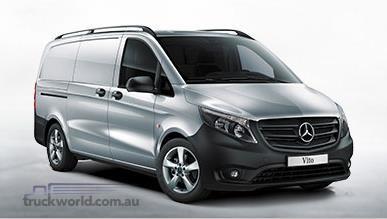 Mercedes Benz Vito 116 BlueTEC Van Lwb