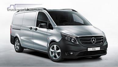 Mercedes Benz Vito 119 BlueTEC Van Swb