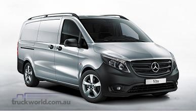 Mercedes Benz Vito 119 BlueTEC Van Lwb