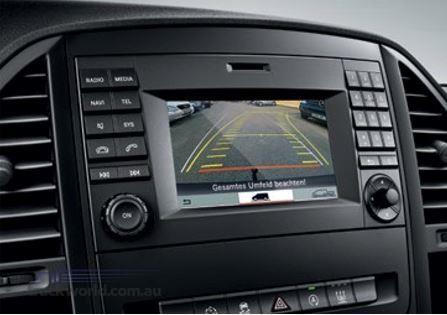 Mercedes Benz Vito 114 BlueTEC Crew Cab Mwb