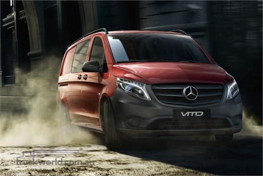 Mercedes Benz Vito 119BlueTEC Crew Cab Mwb